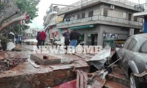 В Греции в результате непогоды погибли 7 человек