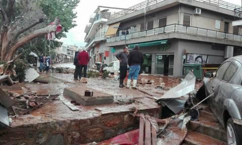 Πλημμύρες Αττική: Πού θα μείνουν οι κάτοικοι απόψε