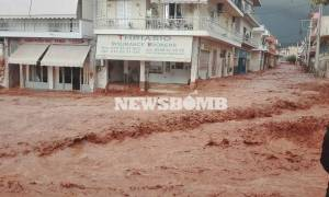 Νέα Πέραμος- Δήμαρχος Μάνδρας: «Δεν έχει μείνει τίποτα όρθιο- Η περιοχή χάθηκε»