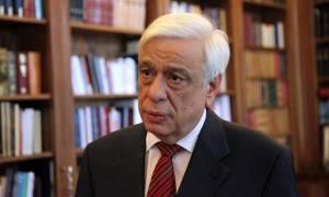 Νέα Πέραμος- Την οδύνη του για τα θύματα της θεομηνίας εξέφρασε ο Προκόπης Παυλόπουλος