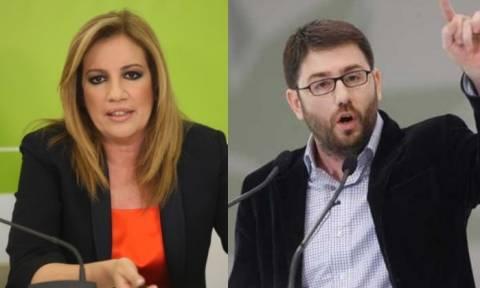Εκλογές Κεντροαριστερά: Την Παρασκευή (17/11) το debate Γεννηματά - Ανδουλάκη