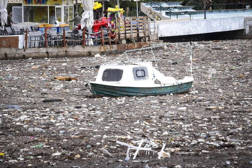 Κρανίου τόπος η Δυτική Αττική - Δείτε τα φωτογραφικά ντοκουμέντα της καταστροφής