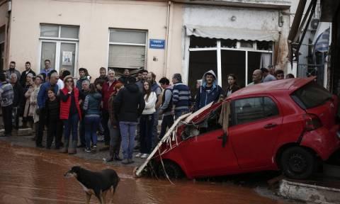 «Κρανίου τόπος» η Δυτική Αττική - Δείτε τα φωτογραφικά ντοκουμέντα της καταστροφής