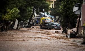 Κακοκαιρία: Βρέθηκε ζωντανός ένας εκ των αγνοουμένων στη Δυτική Αττική