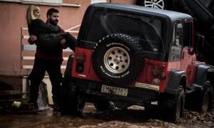 Πλημμύρες Αττική: Αγωνία σε Μάνδρα και Νέα Πέραμο για τους αγνοούμενους - Σώοι δύο άνδρες