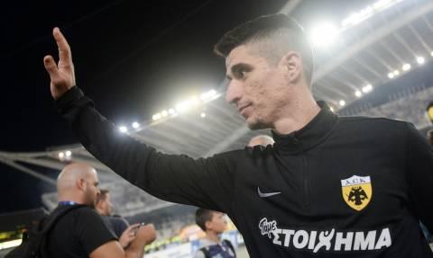 ΑΕΚ: «Έδεσε» Μάνταλο έως το 2022 (pic)