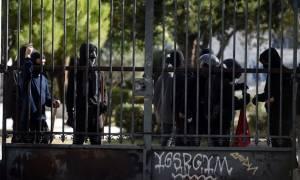 Έληξε η κατάληψη των αντιεξουσιαστών στο Πολυτεχνείο
