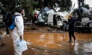 Πλημμύρες Αττική: Κλιμάκιο του Ιατρικού Συλλόγου Αθηνών στις πληγείσες περιοχές