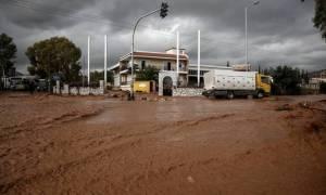 В Греции число жертв наводнения выросло до 16 человек