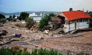 Εφιάλτης δίχως τέλος στην Αττική: Έξι οι αγνοούμενοι - Aνυπολόγιστη η καταστροφή από την κακοκαιρία
