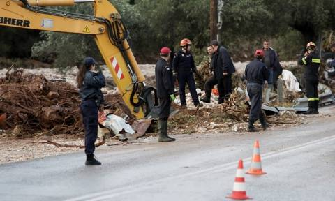 Κακοκαιρία: Αυτοί οι δρόμοι είναι κλειστοί στην Αθήνα