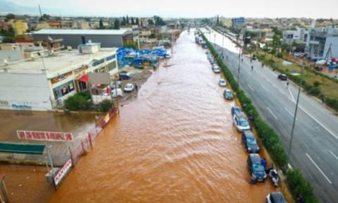 Κακοκαιρία: Έκκληση του Δήμου Μάνδρας στους πολίτες να μην πίνουν το νερό