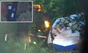 Συναγερμός στη Βρετανία: Αεροπλάνο συγκρούστηκε με ελικόπτερο - Τέσσερις νεκροί (pics+vid)