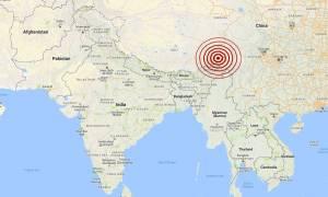 Σεισμός 6,3 Ρίχτερ στα σύνορα Κίνας - Ινδίας