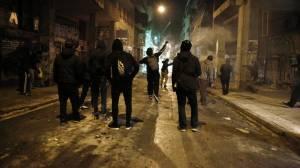 Μέλος του Ρουβίκωνα μεταξύ των συλληφθέντων στα επεισόδια στα Εξάρχεια