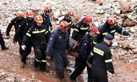 Πλημμύρες Αττική: Αυτοί είναι οι νεκροί που εντοπίστηκαν σε Μάνδρα και Ελευσίνα το Σάββατο (18/11)
