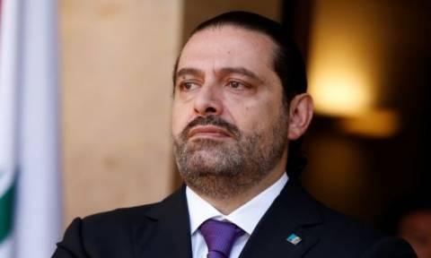 Μυστήριο με την παραίτηση του Λιβανέζου πρωθυπουργού αλ Χαρίρι και τη φυγή του στη Γαλλία