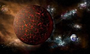 Αντίστροφη μέτρηση: Ο πλανήτης Νιμπίρου έτοιμος να χτυπήσει τη γη την Κυριακή (Vid)