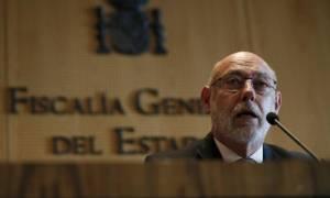 Ισπανία: Πέθανε ο γενικός εισαγγελέας που είχε ασκήσει διώξεις στον Πουτζντεμόν