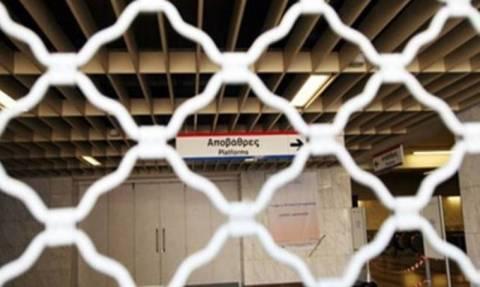 Μετρό: Νέα ταλαιπωρία για το επιβατικό κοινό