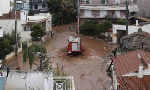 Κακοκαιρία στη Δυτική Αττική: Πού πρέπει να απευθύνονται οι πλημμυροπαθείς