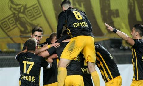 Football League: Επική ανατροπή στην Κρήτη ο Άρης, Παναχαϊκή και Δόξα Δράμας σε τροχιά ανόδου