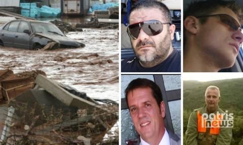 Πλημμύρες: Θρήνος, απόγνωση, αγωνία! Ο Γιάννης, ο Πέτρος, ο Χρήστος και τα άλλα θύματα