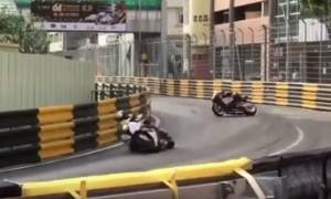 Τραγωδία στο Moto GP: Νεκρός έπεσε Βρετανός αναβάτης κατά τη διάρκεια αγώνα (ΠΡΟΣOXH! ΣΚΛΗΡΟ ΒΙΝΤΕΟ)