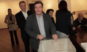 Εκλογές Κεντροαριστερά – Καμίνης: «Φώφη και Νίκο. Συνεχίζουμε όλοι μαζί»
