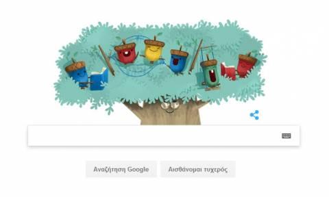 Ημέρα του Παιδιού 2017: Προς τιμήν των Δικαιωμάτων του Παιδιού το Doodle της Google