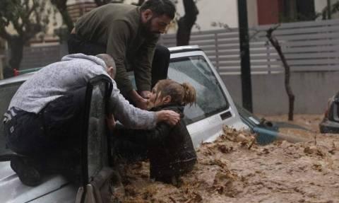 Число жертв наводнения в Греции выросло до 19 человек