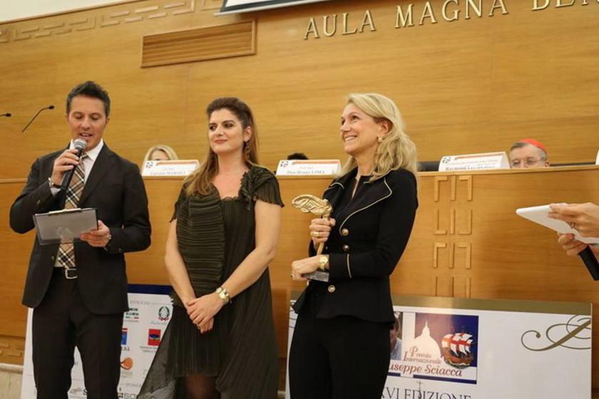 «Giuseppe Sciacca»: Αξιοσήμαντες προσωπικότητες και νέοι-φαινόμενα βραβεύτηκαν στη φετινή τελετή