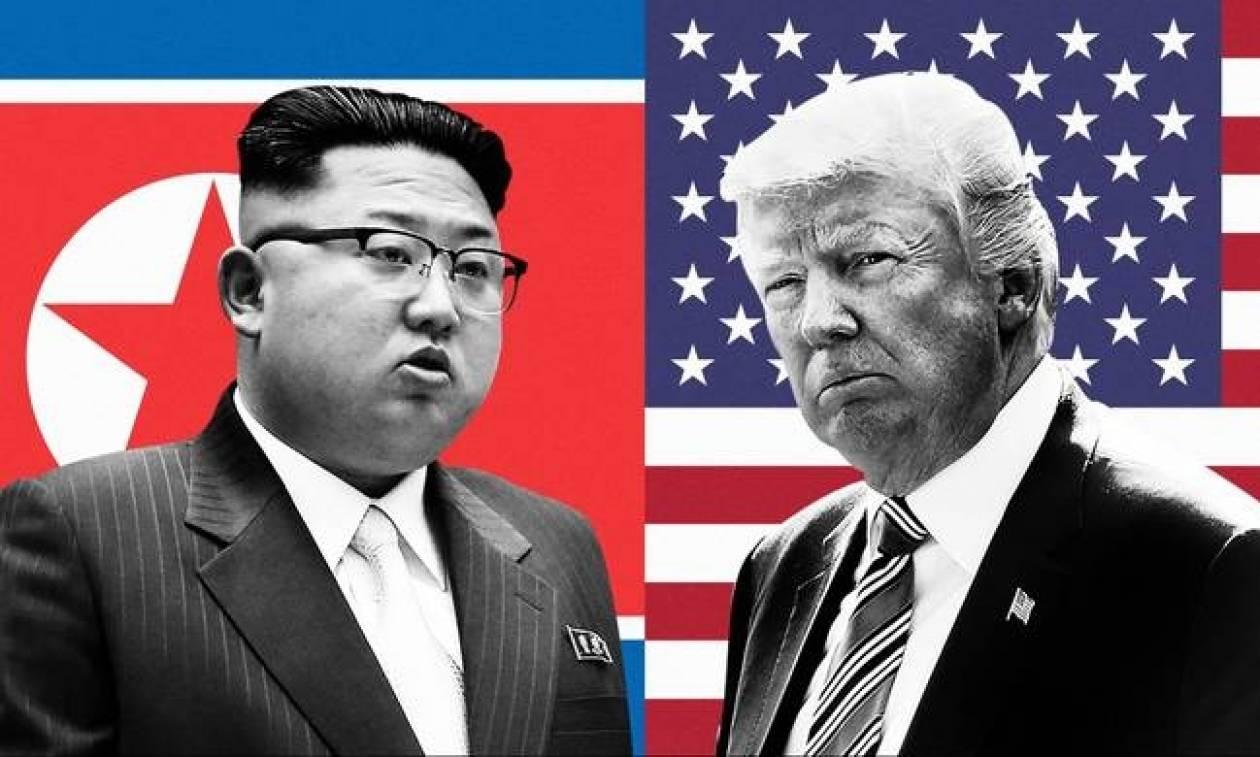 «Ξεσπάθωσε» ο Τραμπ κατά της Βόρειας Κορέας – Ετοιμάζει απάντηση στις προκλήσεις του Κιμ Γιονγκ Ουν
