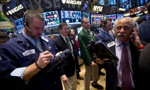 Άνοδος στη Wall Street με το βλέμμα στραμμένο στη Γερμανία