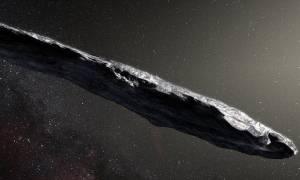 Εντοπίστηκε ο πιο παράξενος αστεροειδής που επισκέφθηκε το ηλιακό μας σύστημα!