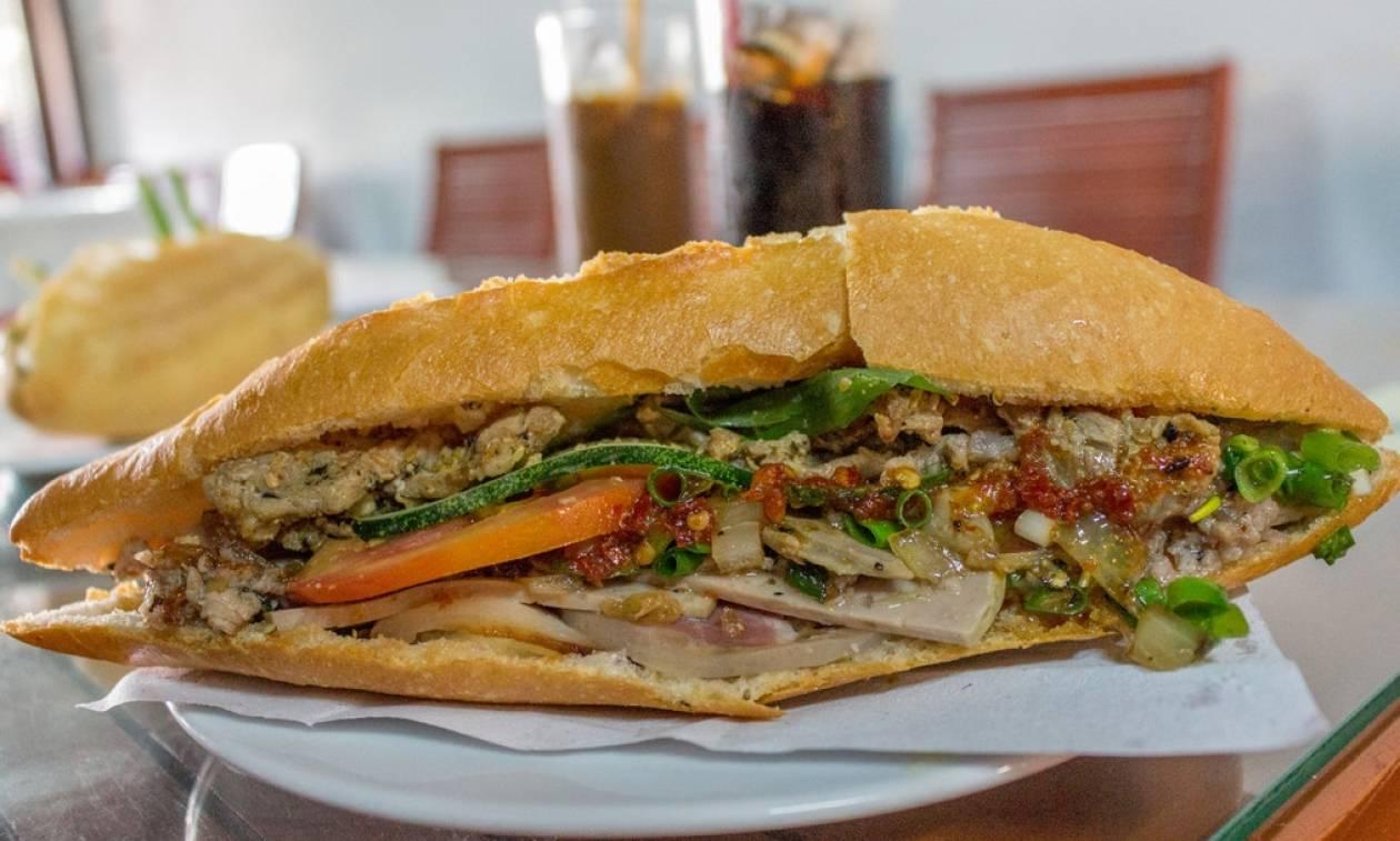 Αυτά είναι τα 20 πιο θρυλικά σάντουιτς του πλανήτη!