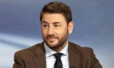 Ανδρουλάκης: Ο νέος φορέας να είναι ένα κόμμα θεσμικό και όχι αρχηγικό