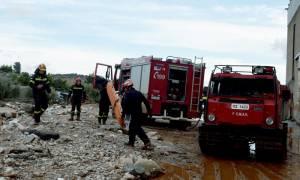 Μάνδρα: Αναγνωρίστηκε η σορός που εντοπίστηκε στο αμαξοστάσιο