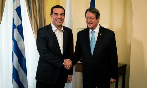 Tsipras: Greece and Cyprus pillars of stability