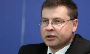 Conclusion of third review until January completely feasible, says Dombrovskis
