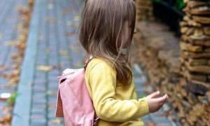 Οι μαθητές του 10ου Δημοτικού στο Ίλιον αφήνουν την τσάντα τους στο σχολείο - Ποιος είναι ο λόγος