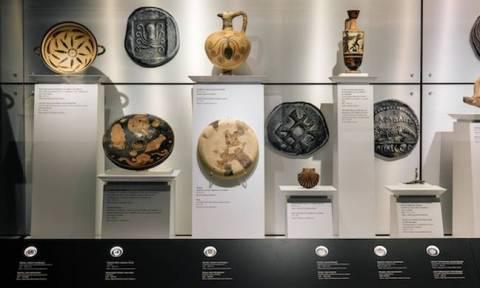 Έκθεση «ΧΡΗΜΑ - Σύμβολα απτά στην αρχαία Ελλάδα»