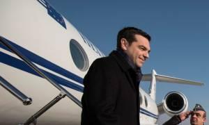 Πρόβλημα με το αεροπλάνο του Τσίπρα στην Κύπρο – Τι συνέβη