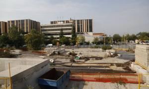 Μετρό Θεσσαλονίκης: Στην κυκλοφορία από σήμερα η (πολύπαθη) οδός Δελφών
