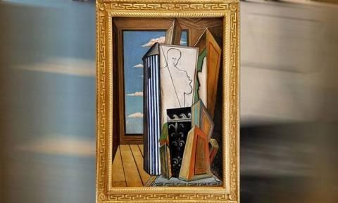 Γαλλία: Πίνακας τεράστιας αξίας του Τζόρτζιο ντε Κίρικο κλάπηκε από μουσείο της Μπεζιέ