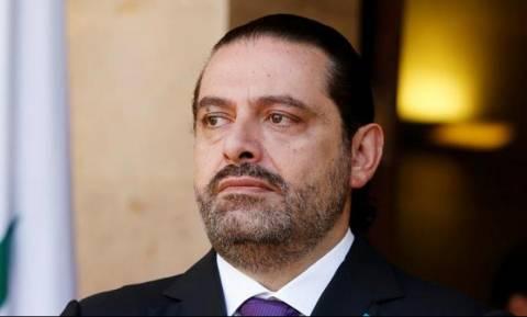 Επέστρεψε στο Λίβανο ο Σαάντ Χαρίρι