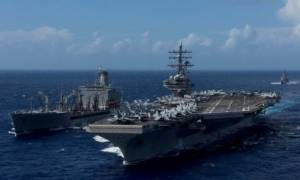 Συνετρίβη πολεμικό αεροσκάφος των ΗΠΑ στην Ιαπωνία