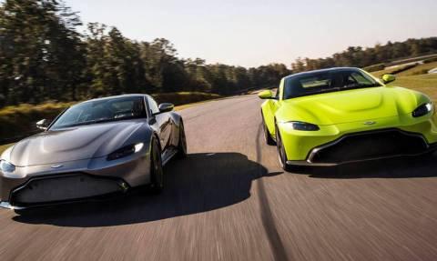 Αυτοκίνητο: Η νέα και πανέμορφη Aston Martin Vantage έχει στοιχεία από την DB10 του James Bond