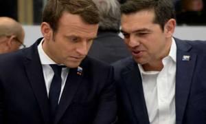 Алексис Ципрас проведет рабочую поездку в Париж