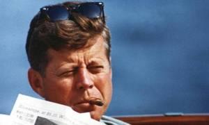 Οι χρόνιοι πόνοι «συνεργός» στη δολοφονία του Τζον Κένεντι